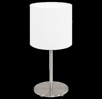 31594 EGLO PASTERI textil asztali lámpa