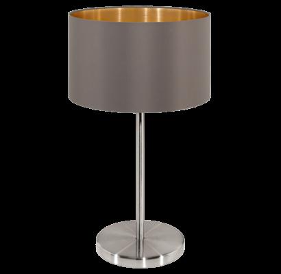 31631 EGLO MASERLO textil asztali lámpa