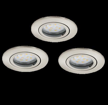 31689 EGLO TEDO LED süllyesztett lámpa