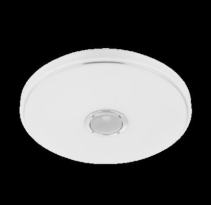 33703 EGLO MILAZZO 3000-6500 K LED mennyezeti lámpa hangszóróval