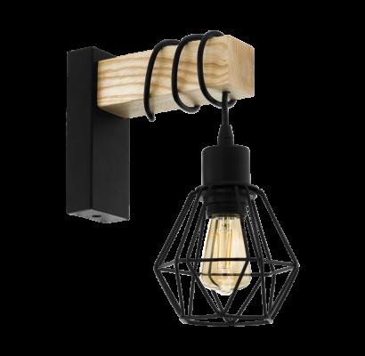 43135 EGLO TOWNSHEND 5 - fali lámpa