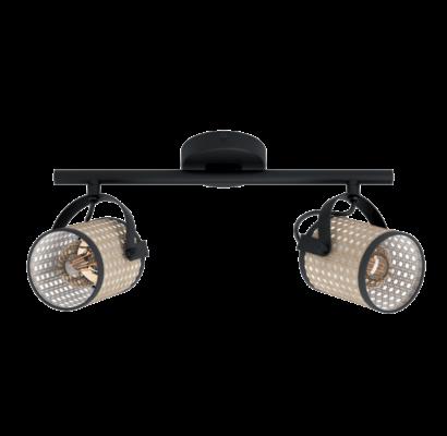 43494 EGLO RUSCOMB 2 égős LED spot lámpa