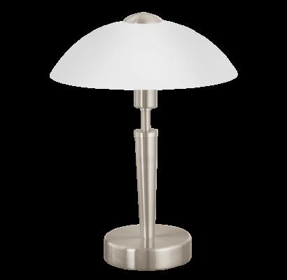 85104 EGLO SOLO 1 érintőkapcsolós asztali lámpa