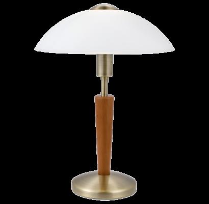87256 EGLO SOLO 1 érintőkapcsolós asztali lámpa