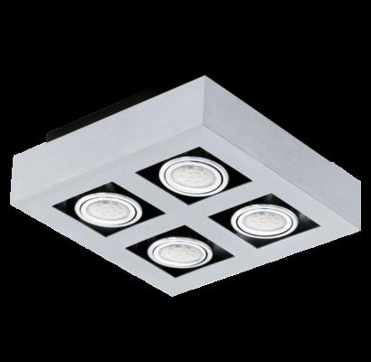 91355 EGLO LOKE 1 - LED falon kívüli lámpa