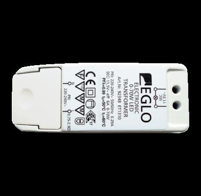 92348 EGLO elekromos trafó LED és halogén lámpákhoz