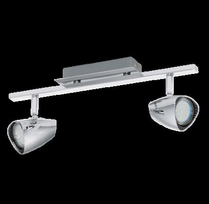 93673 EGLO CORBERA LED 2 égős spot lámpa