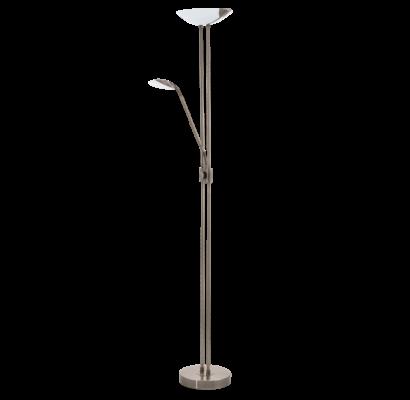 93876 EGLO BAYA LED fényerőszabályzós bronz állólámpa