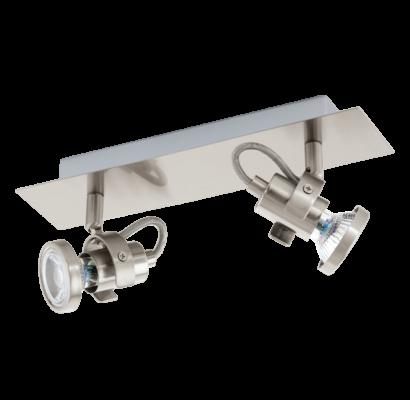 94145 EGLO TUKON 3 - LED 2 égős spot lámpa