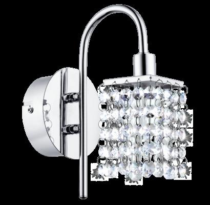 94879 EGLO ALMONTE LED IP44 fali lámpa