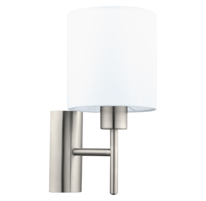 94924 EGLO PASTERI textil fali lámpa