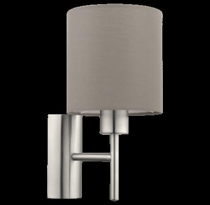 94925 EGLO PASTERI textil fali lámpa