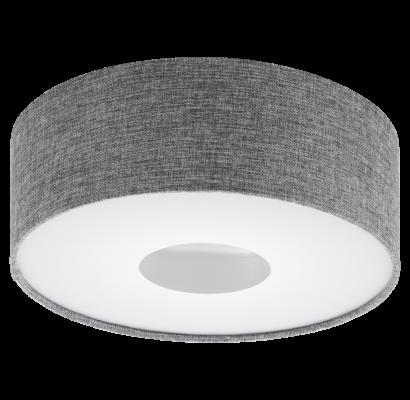 95345 EGLO ROMAO szabályzós textil LED mennyezeti lámpa