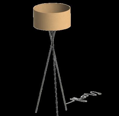 95539 EGLO FONDACHELLI állólámpa