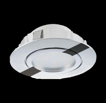 95852 EGLO PINEDA LED süllyesztett lámpa 3 db-os szett