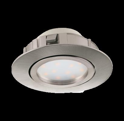 95853 EGLO PINEDA LED süllyesztett lámpa 3 db-os szett