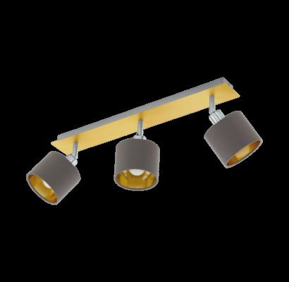 97538 EGLO VALBIANO 3 égős spot lámpa