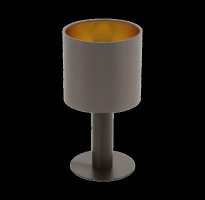 97686 EGLO CONCESSA 1 textil asztali lámpa
