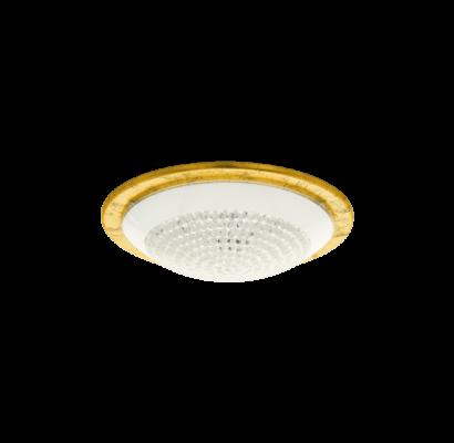 98378 EGLO POYATOS kristály LED fali-mennyezeti lámpa