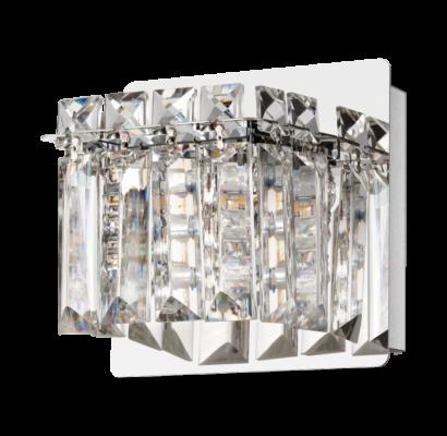 98597 EGLO FUERTESCUSA kristály LED fali lámpa