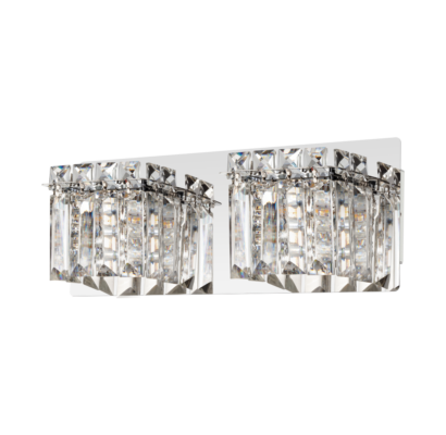 98598 EGLO FUERTESCUSA kristály LED fali lámpa