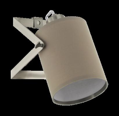 99104 EGLO VILLABATE 1 textil asztali lámpa