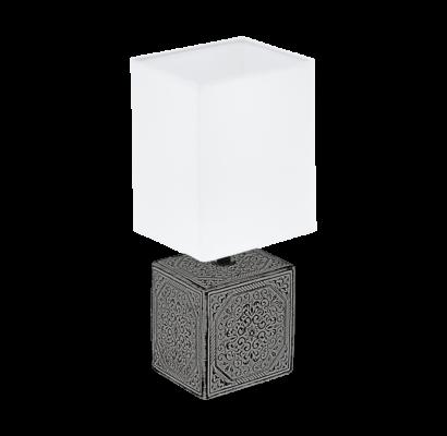 99333 EGLO MATARO 1 textil asztali lámpa