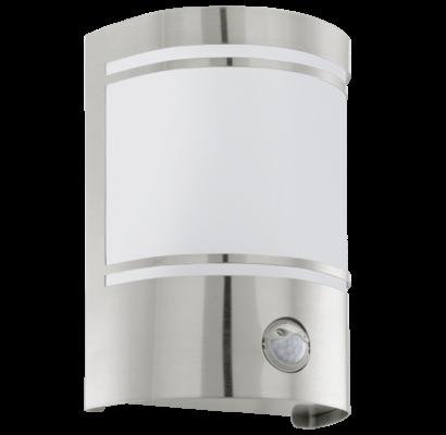 30192 EGLO CERNO mozgásérzékelős kültéri fali lámpa