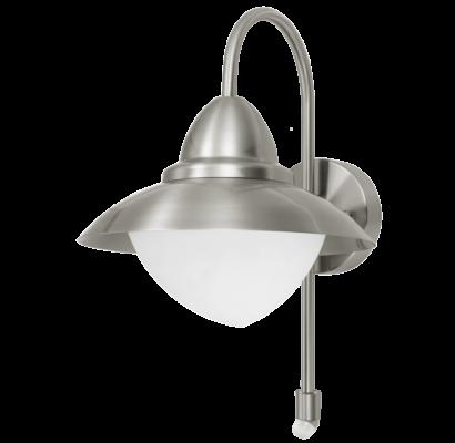 87105 EGLO SIDNEY mozgásérzékelős kültéri fali lámpa