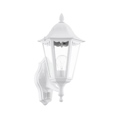 93447 EGLO NAVEDO mozgásérzékelős kültéri fali lámpa