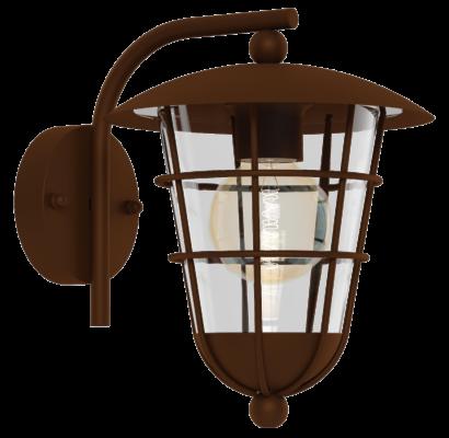 94855 EGLO PULFERO 1 kültéri fali lámpa
