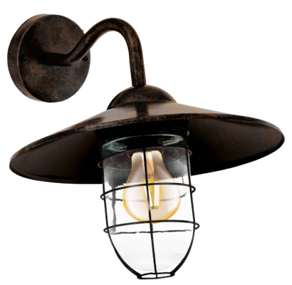 94863 EGLO MELGOA kültéri fali lámpa