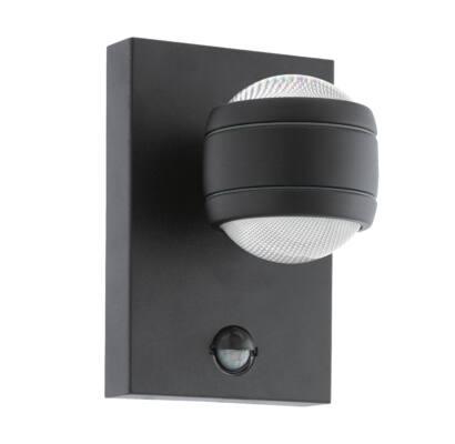 96021 EGLO SESIMBA 1 - alkonykapcsolós kültéri fali lámpa