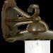 83589 EGLO MILTON kültéri fali lámpa